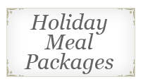 Gino's Holiday Meal Packages 2014